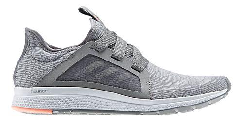 Womens adidas Edge Lux Running Shoe - Grey/White 10.5