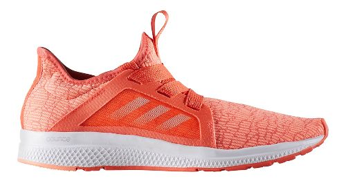 Womens adidas Edge Lux Running Shoe - Coral 7.5