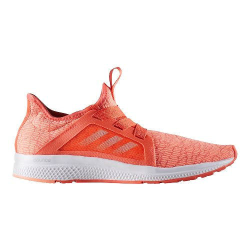 Womens adidas Edge Lux Running Shoe - Pink/Black 9