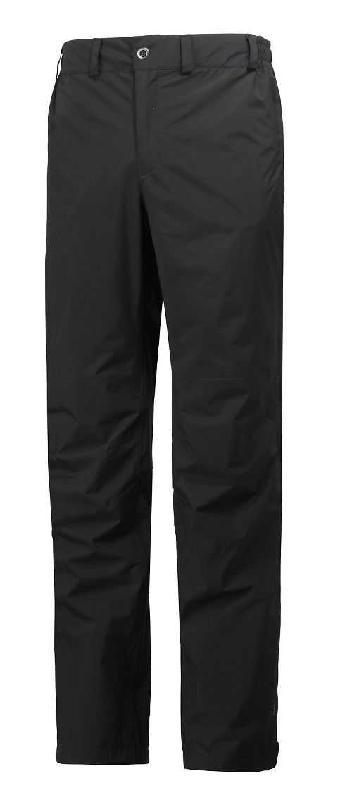 Mens Helly Hansen Packable Pants - Black M