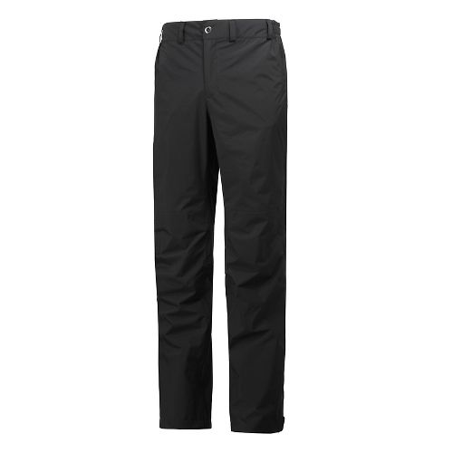 Mens Helly Hansen Packable Pants - Black L