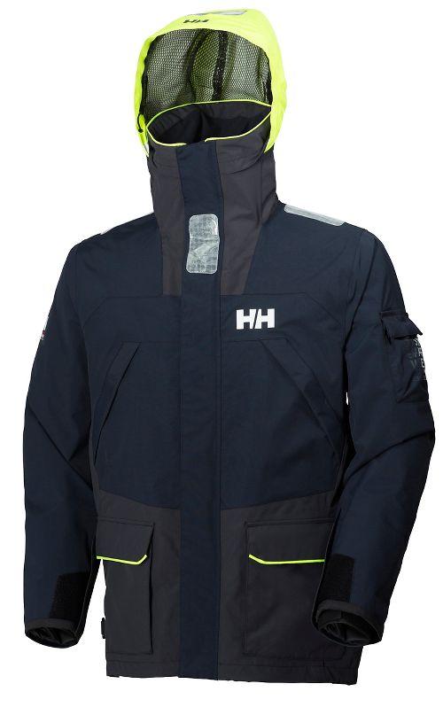Mens Helly Hansen Skagen 2 Rain Jackets - Navy S