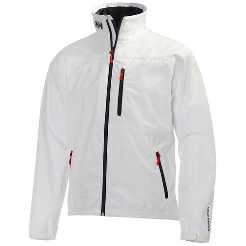 Mens Helly Hansen Crew Midlayer Cold Weather Jackets - Bright White M