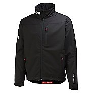 Mens Helly Hansen Crew Midlayer Cold Weather Jackets - Black S