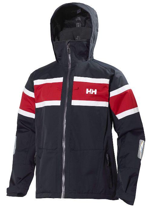 Mens Helly Hansen Salt Cold Weather Jackets - Navy S