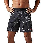 Mens Reebok Crossfit Super Nasty Speed Unlined Shorts