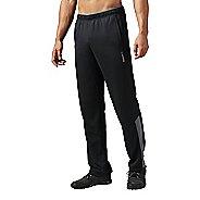 Mens Reebok Workout Ready Open Hem Knit Pants