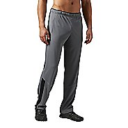 Mens Reebok Workout Ready Open Hem Knit Pants