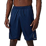 Mens Reebok Workout Ready Textured Unlined Shorts
