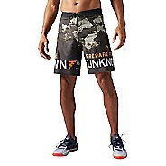 Mens Reebok Crossfit Super Nasty Core Camo Unlined Shorts