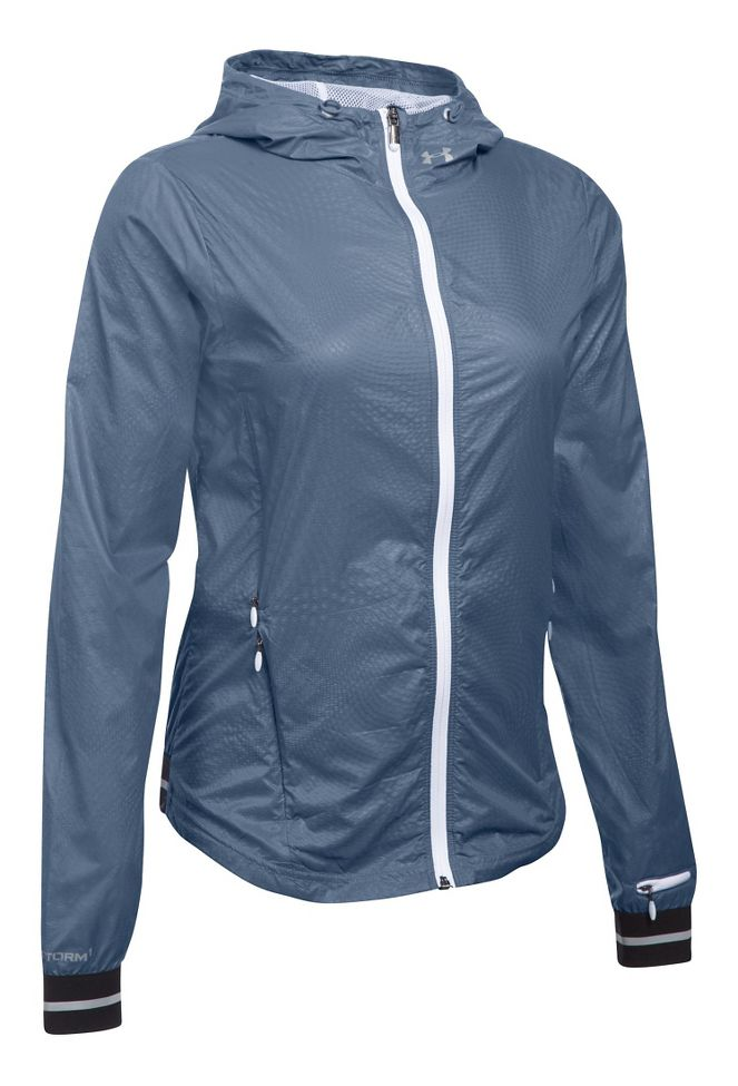 Under Armour Layered Up Embossed Running Jacket