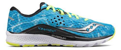 Mens Saucony Kinvara 8 Running Shoe - Ocean Wave 11.5