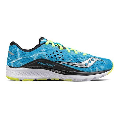 Mens Saucony Kinvara 8 Running Shoe - Ocean Wave 11.5
