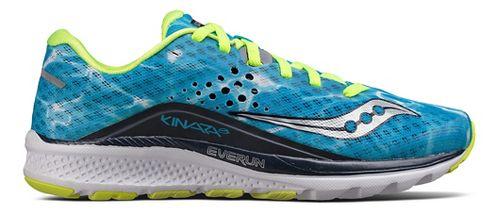 Womens Saucony Kinvara 8 Running Shoe - Ocean Wave 6.5