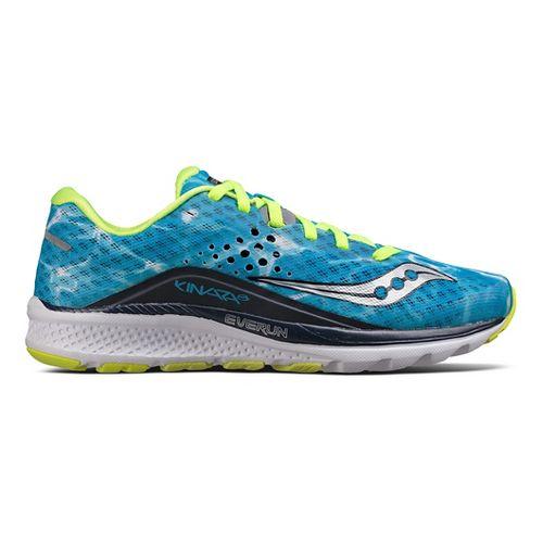 Womens Saucony Kinvara 8 Running Shoe - Ocean Wave 10.5