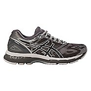 Mens ASICS GEL-Nimbus 19 Running Shoe - Grey/Silver 11.5