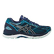 Womens ASICS GEL-Nimbus 19 Running Shoe - Glacier Blue/White 7