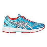 Womens ASICS GEL-DS Trainer 22 Running Shoe - Aqua/Coral 7
