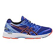 Womens ASICS GEL-DS Trainer 22 Running Shoe - Blue/Coral 6.5