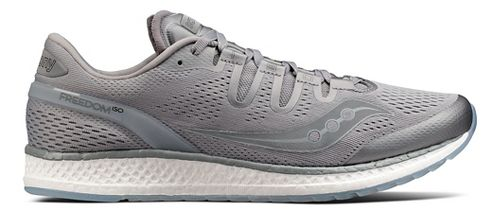 Mens Saucony Freedom ISO Running Shoe - Grey 5.5