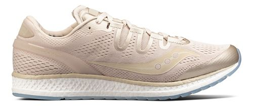 Mens Saucony Freedom ISO Running Shoe - Tan 9