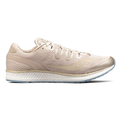 Mens Saucony Freedom ISO Running Shoe - Tan 11