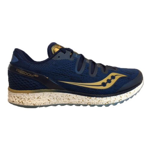 Mens Saucony Freedom ISO Running Shoe - Boston 10.5