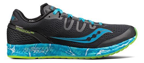 Mens Saucony Freedom ISO Running Shoe - Ocean Wave 10.5