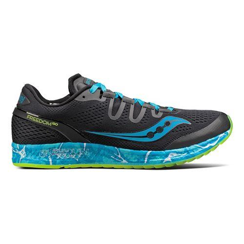 Mens Saucony Freedom ISO Running Shoe - Ocean Wave 7.5