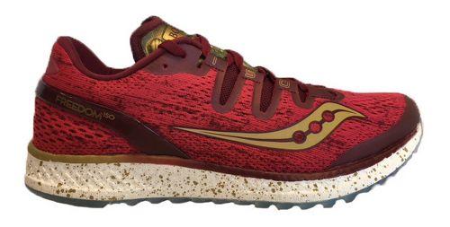 Womens Saucony Freedom ISO Running Shoe - Boston 9.5