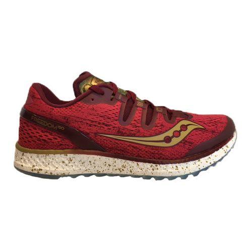 Womens Saucony Freedom ISO Running Shoe - Boston 10.5