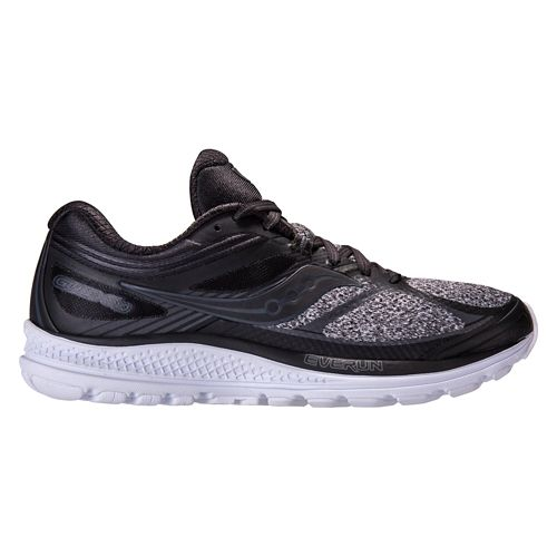 Mens Saucony Guide 10 Running Shoe - Marl 10