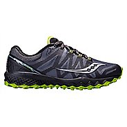 Mens Saucony Peregrine 7 Trail Running Shoe