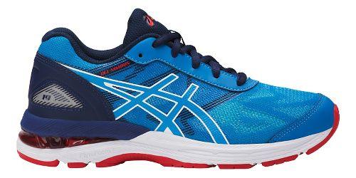 Kids ASICS GEL-Nimbus 19 Running Shoe - Blue/White 6Y