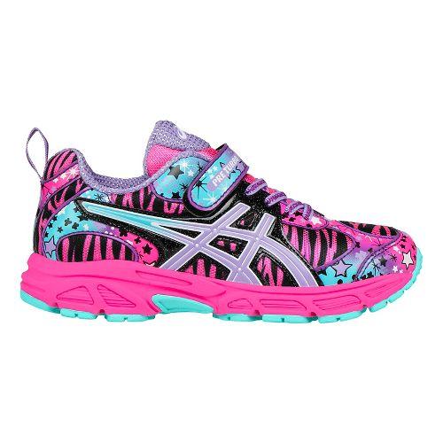 Kids ASICS Pre-Turbo Running Shoe - Pink/Lavender 11C