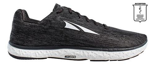 Mens Altra Escalante Running Shoe - Black/White 7