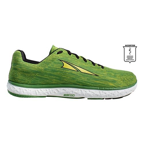 Mens Altra Escalante Running Shoe - Green 10.5