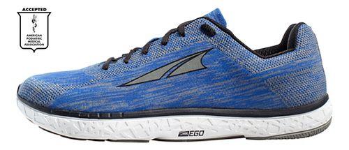 Mens Altra Escalante Running Shoe - Blue/Grey 12