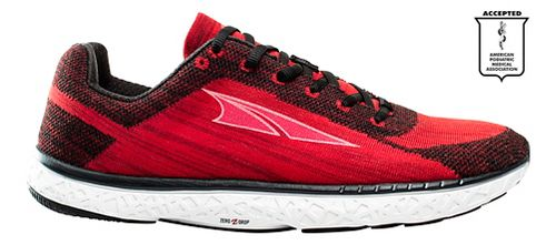 Mens Altra Escalante Running Shoe - Red 9