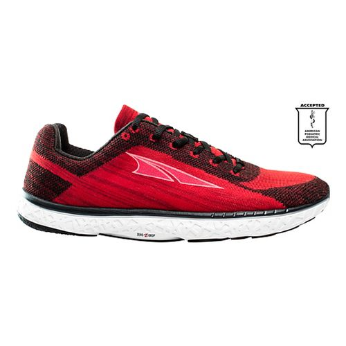 Mens Altra Escalante Running Shoe - Red 12.5