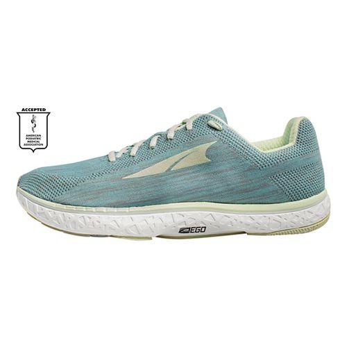 Womens Altra Escalante Running Shoe - Grey/Blue 12