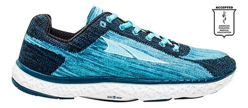 Womens Altra Escalante Running Shoe - Blue 6.5