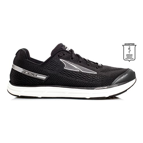 Mens Altra Instinct 4.0 Running Shoe - Black 9.5