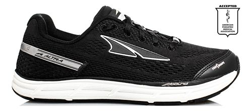 Womens Altra Intuition 4.0 Running Shoe - Black 8.5