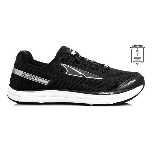Womens Altra Intuition 4.0 Running Shoe - Black 7.5