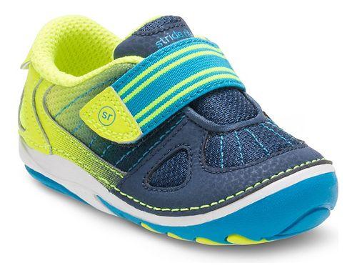 Kids Stride Rite SM Link Casual Shoe - Multi 5C