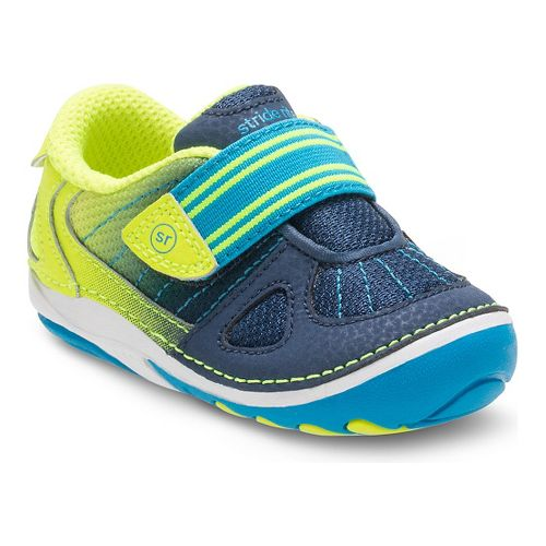 Kids Stride Rite SM Link Casual Shoe - Multi 6C