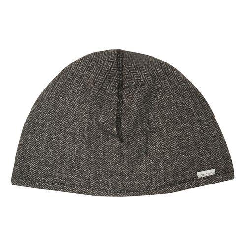 Saucony Brisk Skull Cap Headwear - Carbon