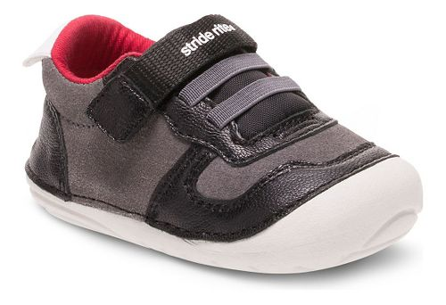 Kids Stride Rite SM Barnes Casual Shoe - Black 4C