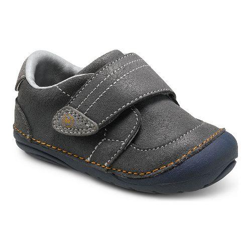 Kids Stride Rite SM Kellen Casual Shoe - Grey 3.5C